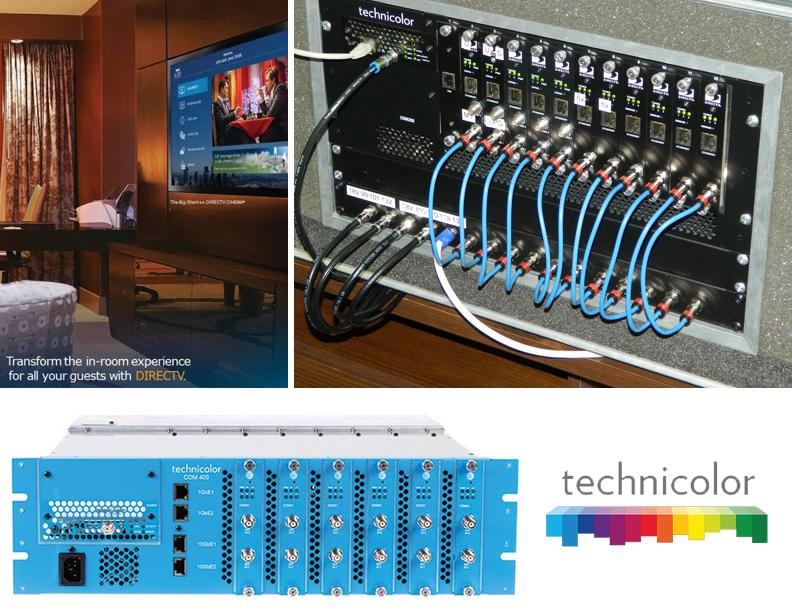 DIRECTV for Business COM3000 Installation